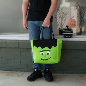 Franky Frankenstein Halloween Tote